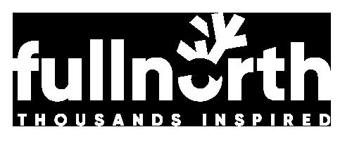 Fullnorth logo white