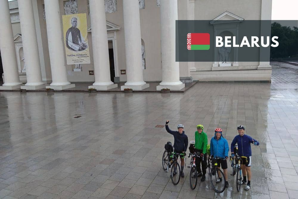Adventures Of Getting Across Central & Eastern Europe By Bicycle: Belarus