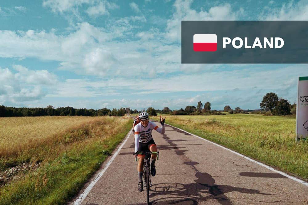 Adventures Of Getting Across Central & Eastern Europe By Bicycle: Poland