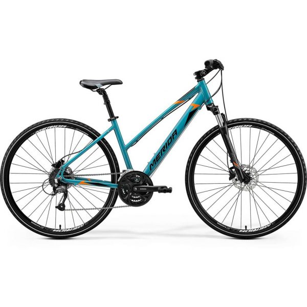 Bicycle Merida CROSSWAY 40 Lady 2020 glossy teal