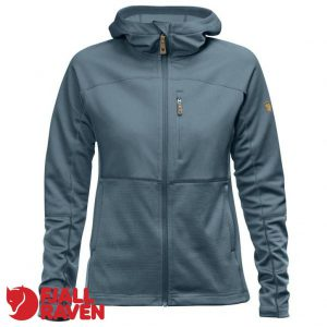 Fjallraven Women's Abisko Trail Fleece W blue