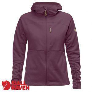Fjallraven Women's Abisko Trail Fleece W purple
