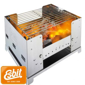 Esbit Camping Stove BBQ-Box