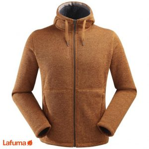 Lafuma Fleece Cali Hoodie M Brown