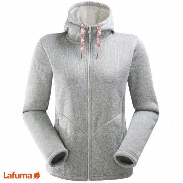 Lafuma Women's Fleece Cali Hoodie W Grey
