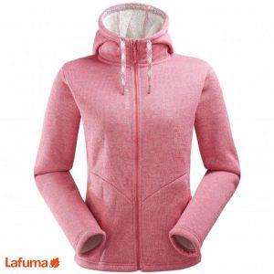 Lafuma Women's Fleece Cali Hoodie W Pink