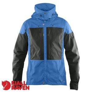 Fjallraven Keb Jacket Blue