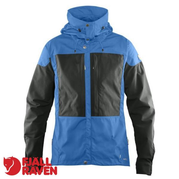 Fjallraven Keb Jacket Blue
