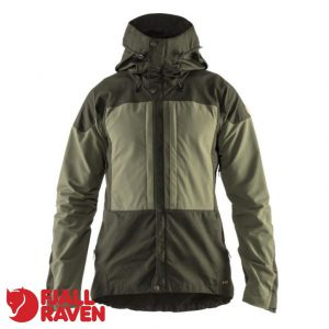 Fjallraven Keb Jacket Green