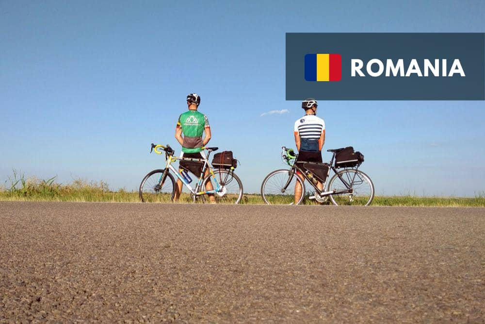 Romania: Adventures Of Getting Across Central & Eastern Europe By Bicycle