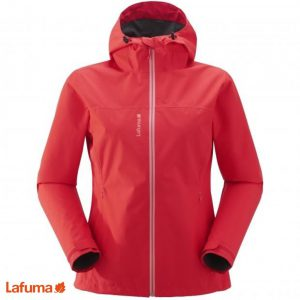 Lafuma Women's Jacket Skim Zip-In JKT W Red