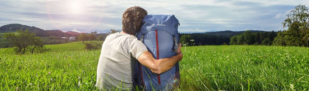 Vaude backpacks