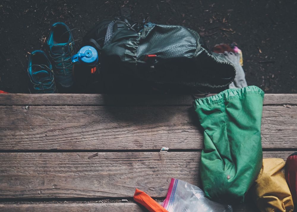 Choosing the right gear for backpacking