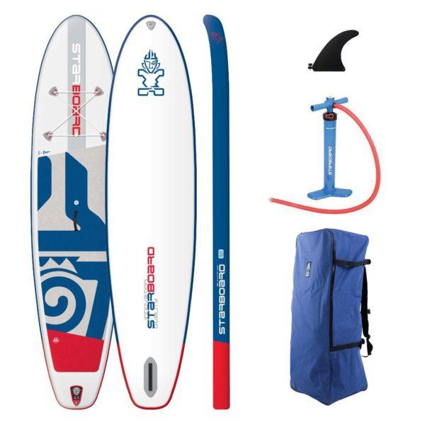 """Inflatable SUP Starboard Zen Lite 11'2"""" X 31"""" iGO"""
