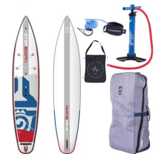 "Inflatable SUP Starboard Zen Touring (12'6""X30"")"