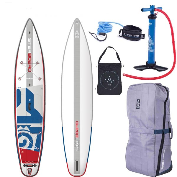 """Inflatable SUP Starboard Zen Touring (12'6""""X30"""")"""