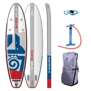 """Inflatable SUP Starboard iGO Zen (10'4"""" X 32"""")"""