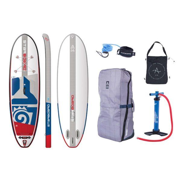 """Inflatable SUP Starboard iGO Zen (10'8"""" X 33"""")"""