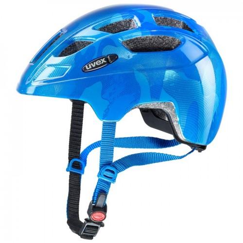 Helmet Uvex Finale Junior blue