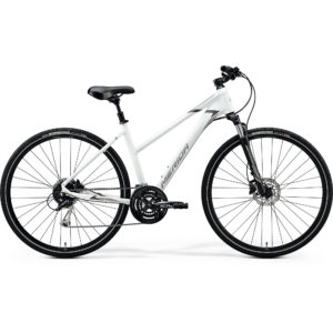 Bicycle Merida CROSSWAY 100 Lady 2020 matt white