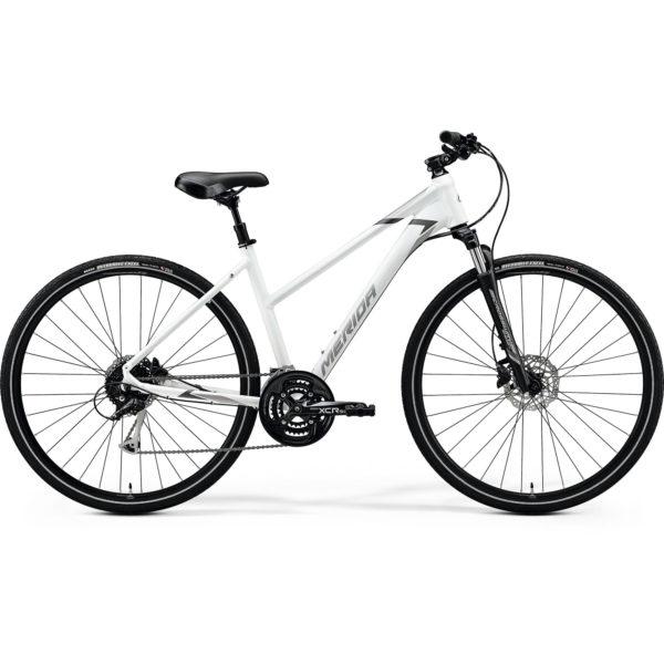 Bicycle Merida CROSSWAY 100 Lady 2020 matt white