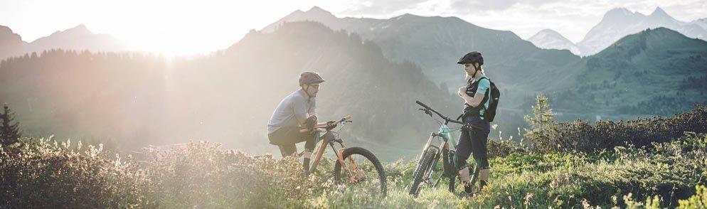 Cube Mountain Bikes