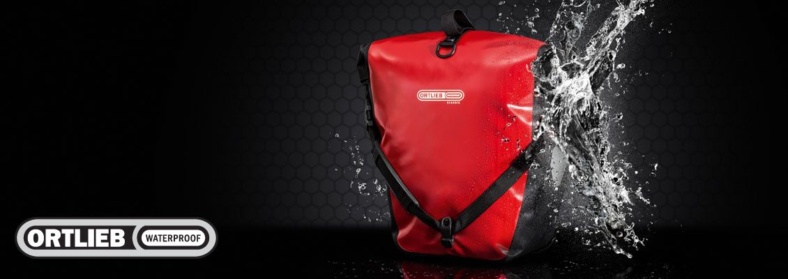 Ortlieb waterproof bags, collection 2020