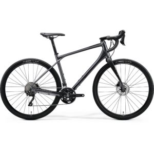 Bicycle Merida SILEX 400 2020 glossy anthracite