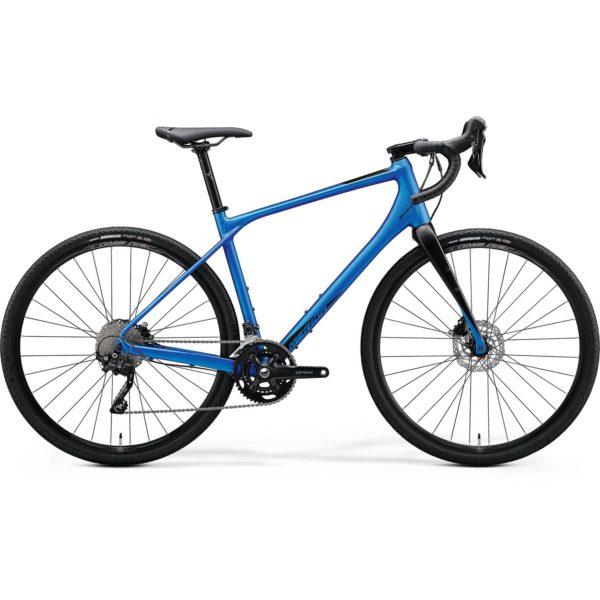 Bicycle Merida SILEX 400 2020 matt blue