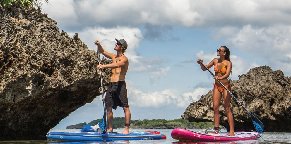 Starboard Inflatable SUP