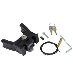 Handlebar Mounting-Set E-Bike with Lock