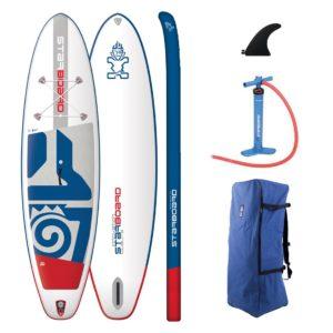 """Inflatable SUP Starboard Zen Lite 10'8"""" X 33"""" iGO"""