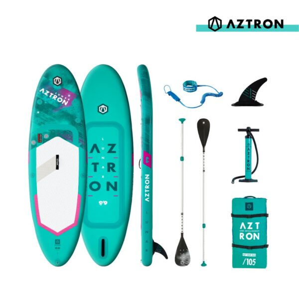 Inflatable SUP Aztron LUNAR 9'9