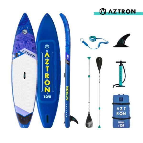 Inflatable SUP Aztron NEPTUNE 12'6