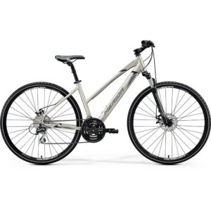Bicycle Merida CROSSWAY Lady 20-MD silver