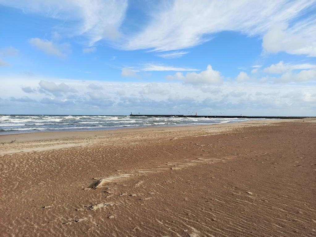 Freehiking on a Baltic Coast: Ventspilis - Klaipėda