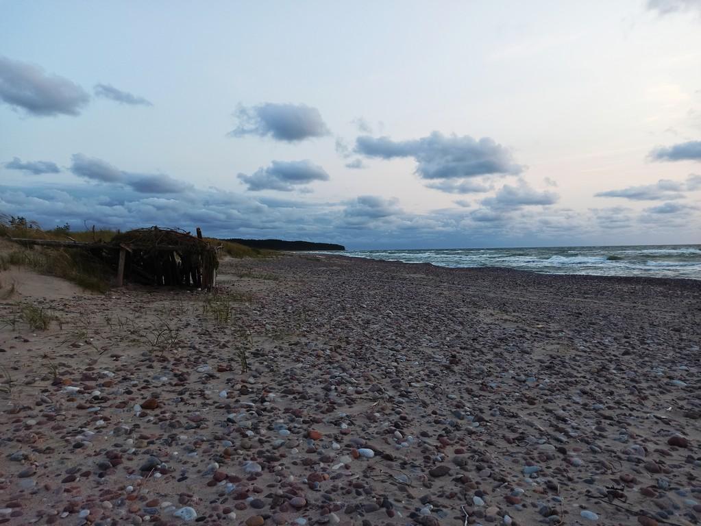Freehiking on a Baltic Coast: Ventspilis – Klaipėda