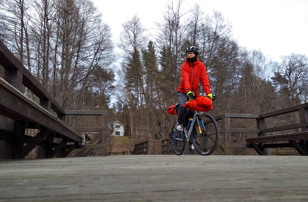 """Picture from Fullnorth.com story """"Early spring bicycle tour in Southwestern Finland"""""""