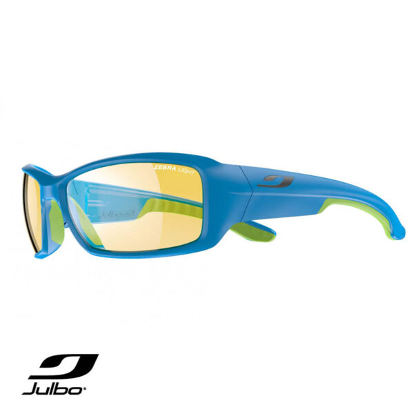 Julbo RUN ZEBRA LIGHT blue