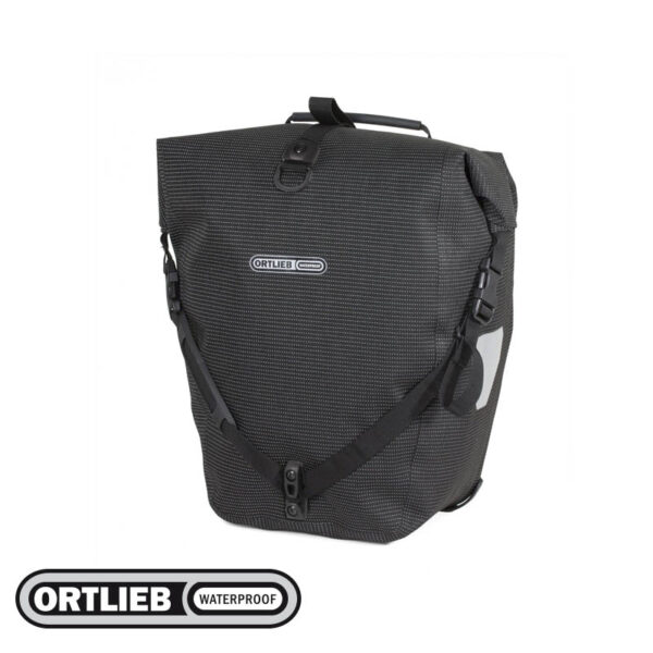 Ortlieb BACK-ROLLER HIGH VISIBILITY black single
