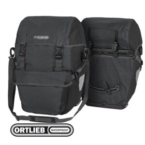 Ortlieb BIKE-PACKER PLUS grey