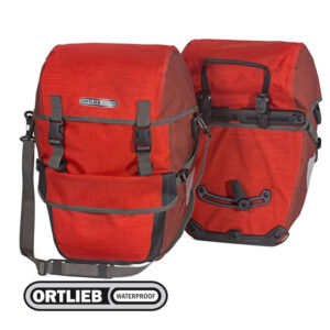 Ortlieb BIKE-PACKER PLUS red