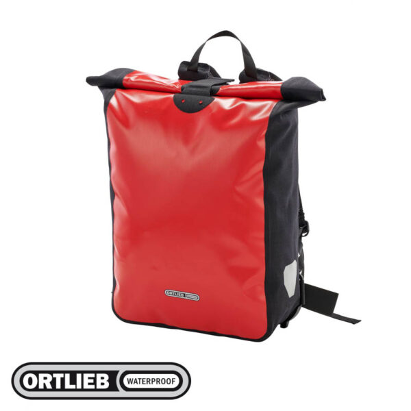 Ortlieb MESSENGER-BAG red