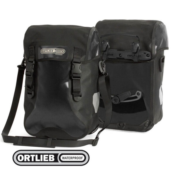 Ortlieb SPORT-PACKER CLASSIC black
