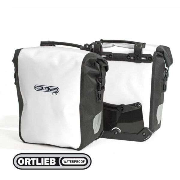 Ortlieb SPORT-ROLLER CITY white
