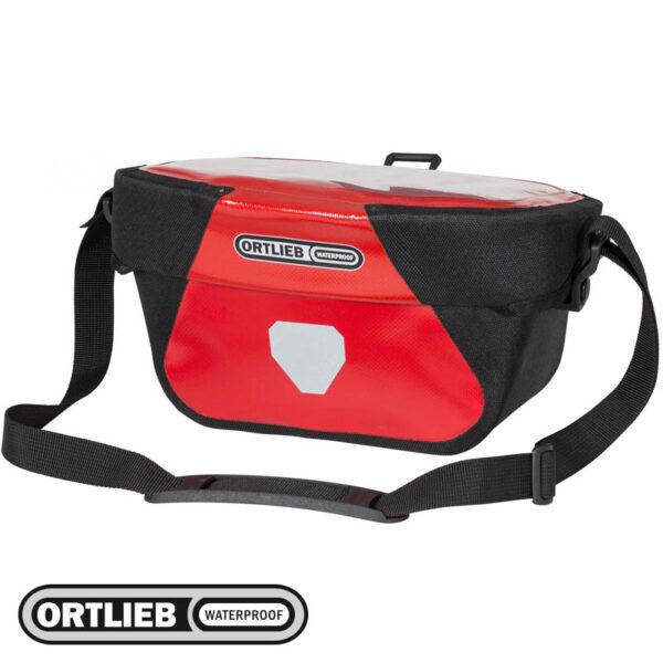 Ortlieb ULTIMATE SIX CLASSIC 5L red