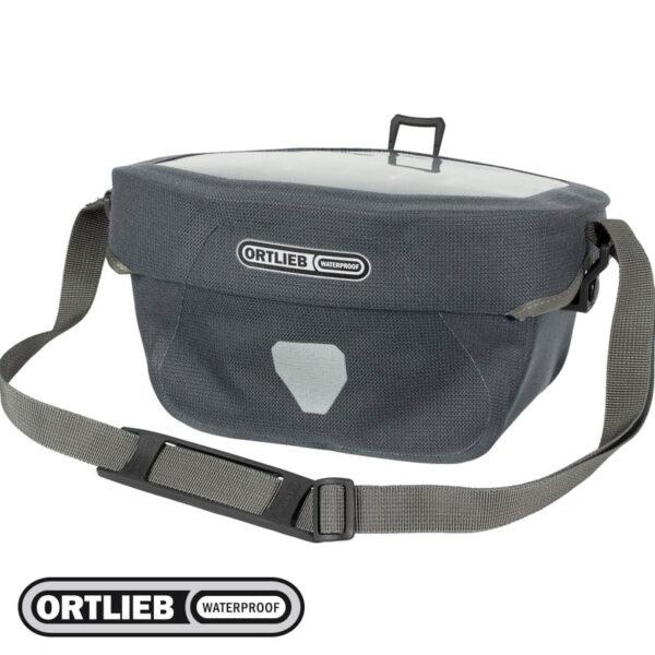 Ortlieb ULTIMATE SIX URBAN grey