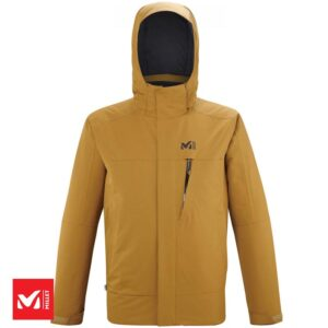 Millet POBEDA INSULATED JKT brown