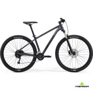 Bicycle Merida BIG NINE 100-2X 2021 anthracite