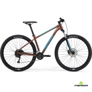 Bicycle Merida BIG NINE 100-2X 2021 bronze